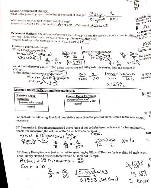 small resolution of Packets \u0026 Worksheets - Sagamore 7th Grade Math