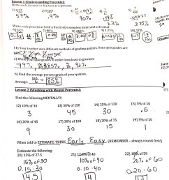 Packets \u0026 Worksheets - Sagamore 7th Grade Math [ 1500 x 1164 Pixel ]