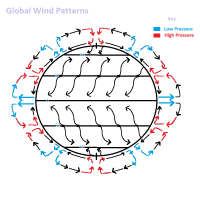 Global Wind Map | World Map 07