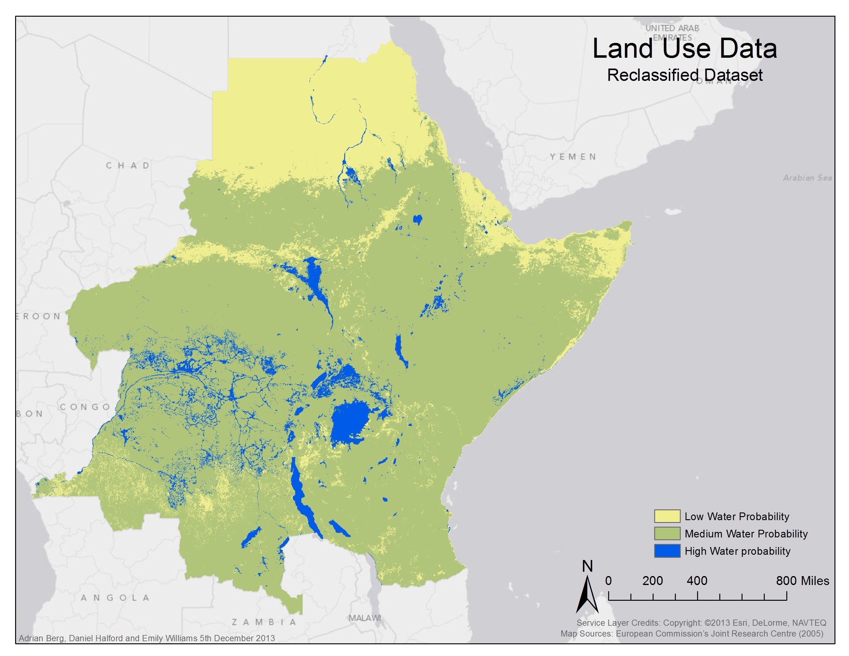 Maps Fundamentals of GIS 2013