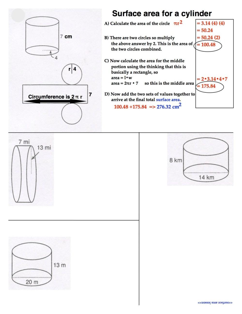medium resolution of SURFACE AREA - MATH 8 RSU#2