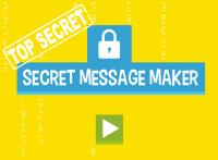 Secret Message Maker