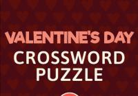 Valentine's Day Crossword