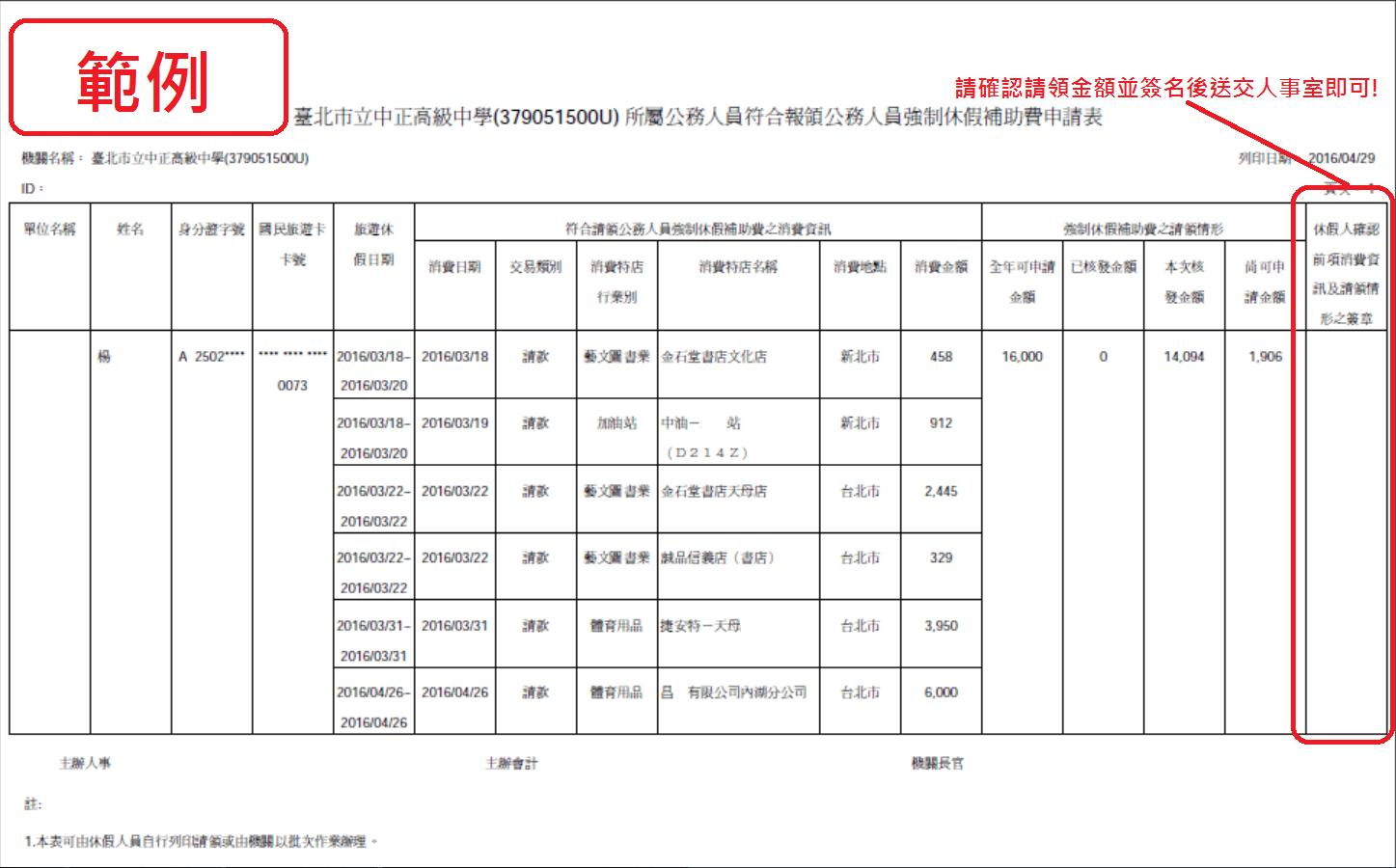 最新消息 - 臺北市立中正高中人事室