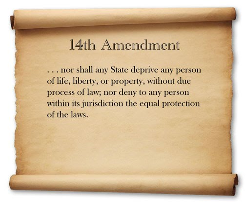 Actual Amendment 14th Amendment Citizenship Clause