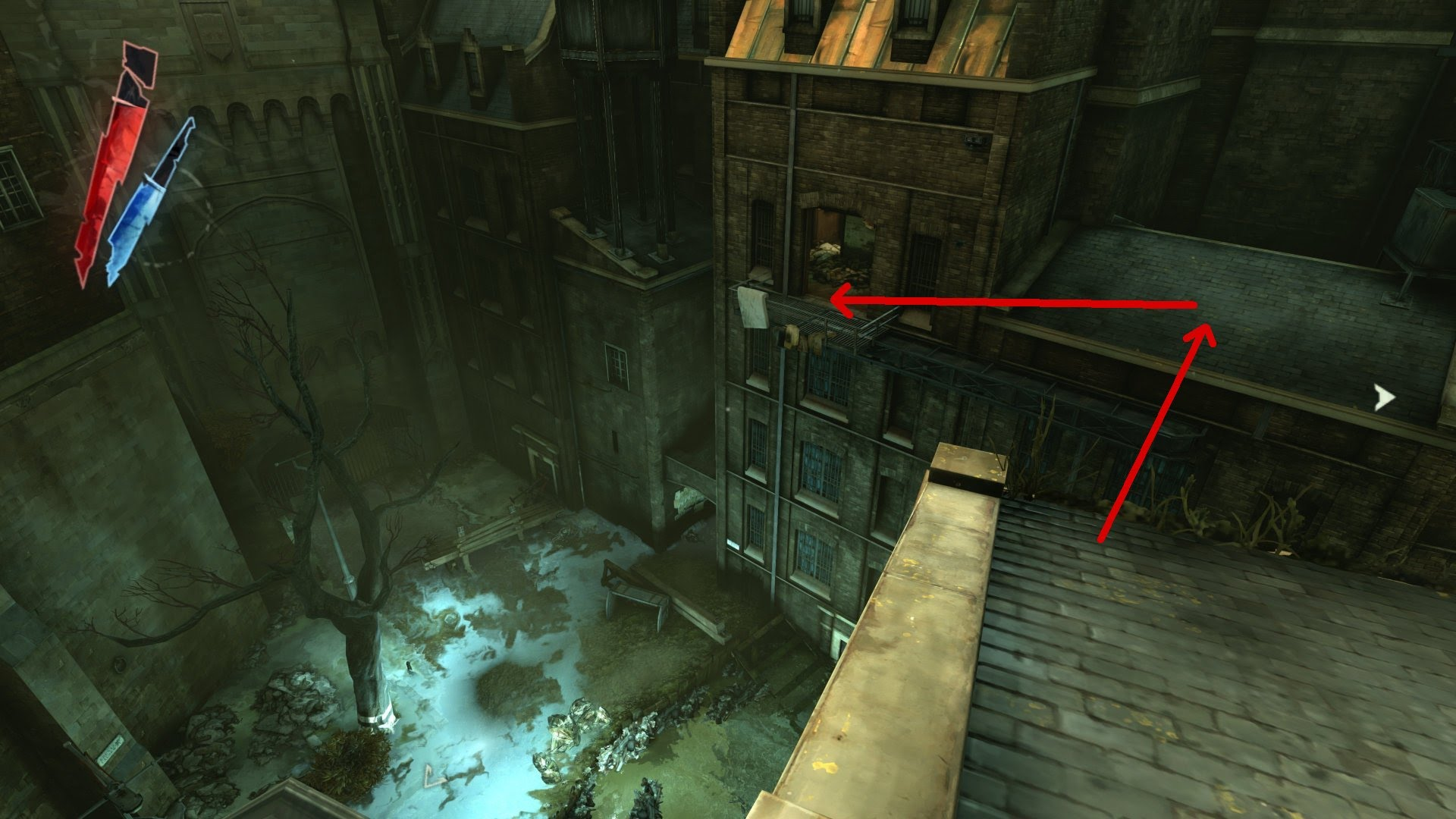 dishonored adventure walkthroughs