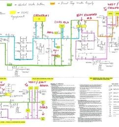 hvac line diagrams ae 390 assignment 7 group 2 line diagrams for hvac [ 1369 x 861 Pixel ]