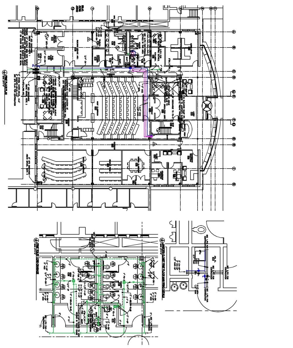 medium resolution of hvac plumbing gsb building hagerty library law school first floor second floor third floor and fourth floor