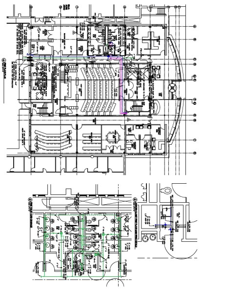 small resolution of hvac plumbing gsb building hagerty library law school first floor second floor third floor and fourth floor