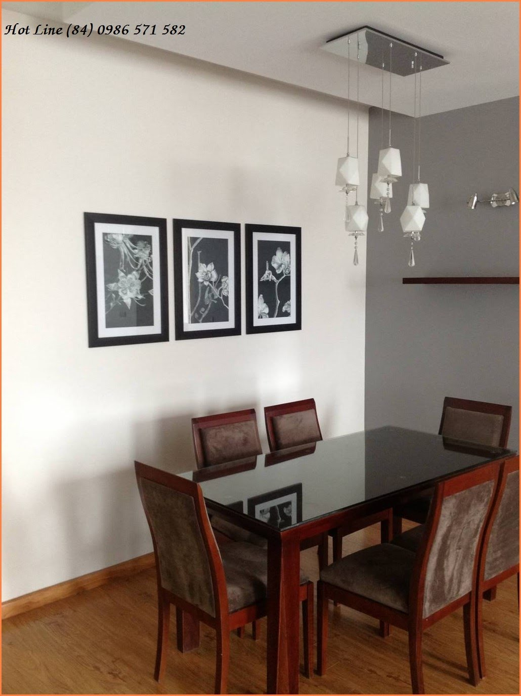 Cheap 3 bedroom apartment for rent in My Dinh area Pham