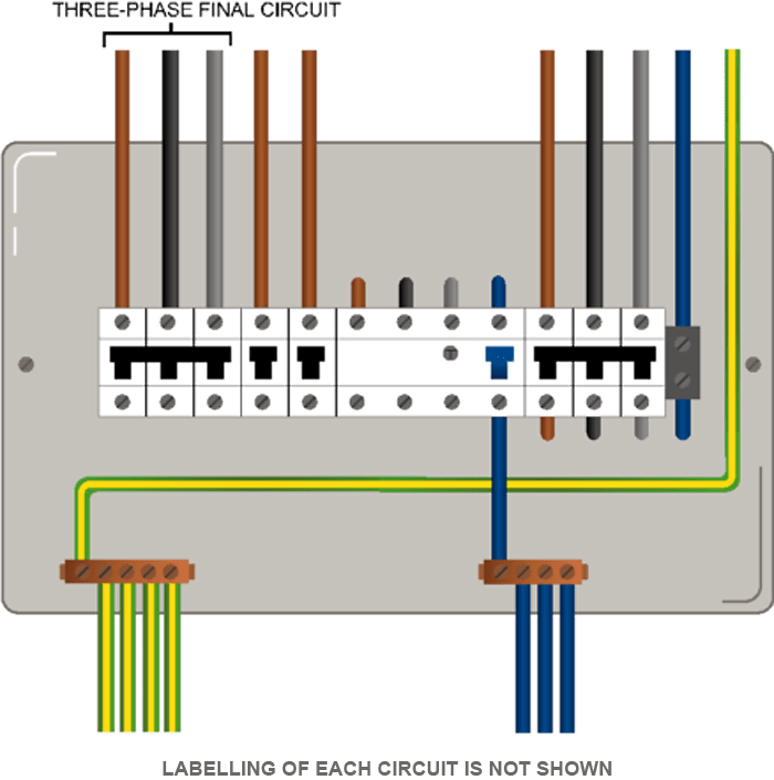 Domestic Switchboard Wiring Diagram Efcaviation Com