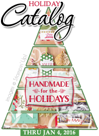 2015-2016 Holiday Catalog by Stampin Up