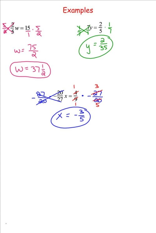 small resolution of Solving Fractional Equations Worksheet - Tessshebaylo