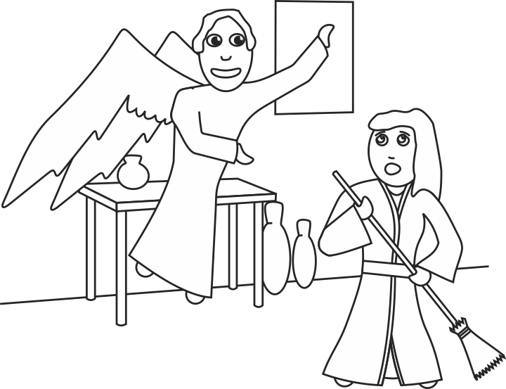 My Children's Curriculum: Mary and Joseph