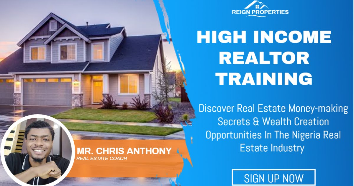 How To Become A Real Estate Agent In Nigeria: FREE Real Estate Agent Business Tips