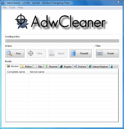 AdwCleaner 免安裝中文版