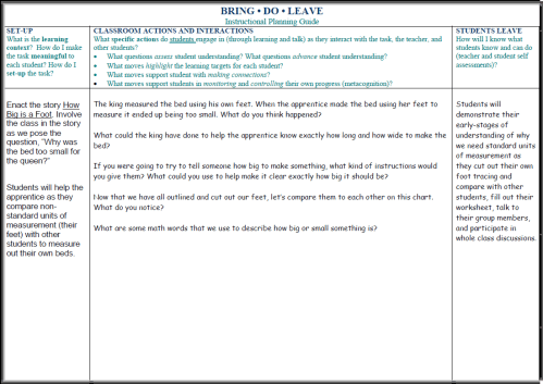 small resolution of Lesson Plan for Day 1 - Data \u0026 Measurement Lesson Plan Tools