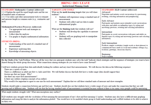small resolution of Lesson Plan for Day 2 - Data \u0026 Measurement Lesson Plan Tools
