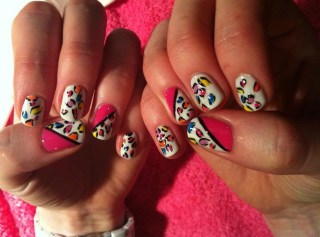 Funky Gel Designs By Fingertips Mobile Nails Beauty Derry
