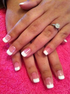 The Licensed Nail Technicians At Bonne Vie Know Your Hands Work As Hard You Do Whether Are Looking For Clic Clean Style Of A French Manicure