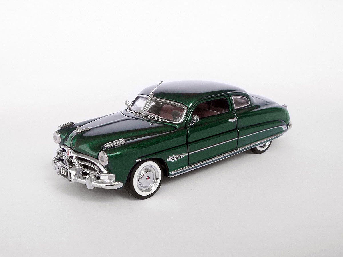 Green 1953 Ford Crown Victoria