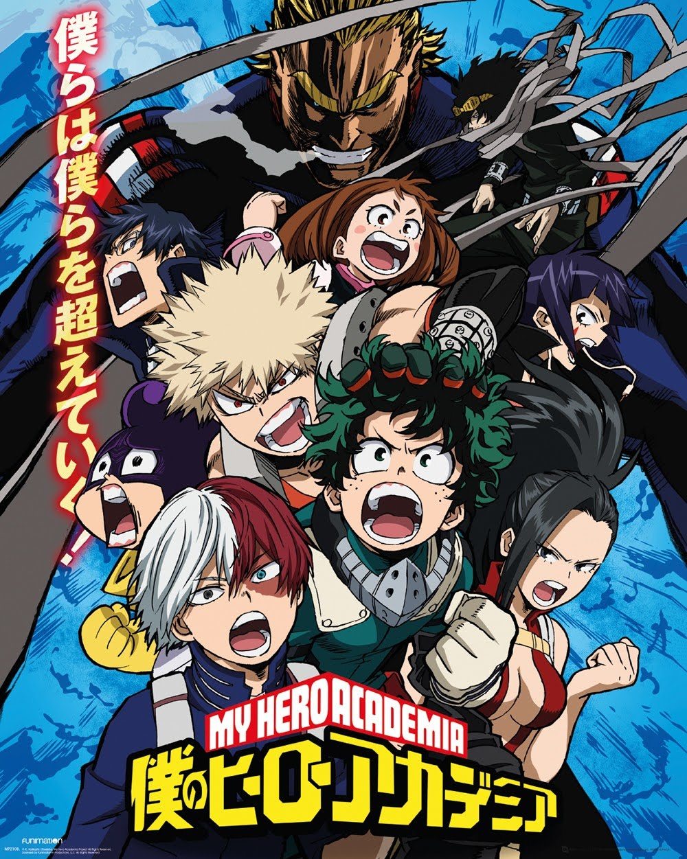 Watch Boku no Hero Academia Episode 1 English Subbed at...