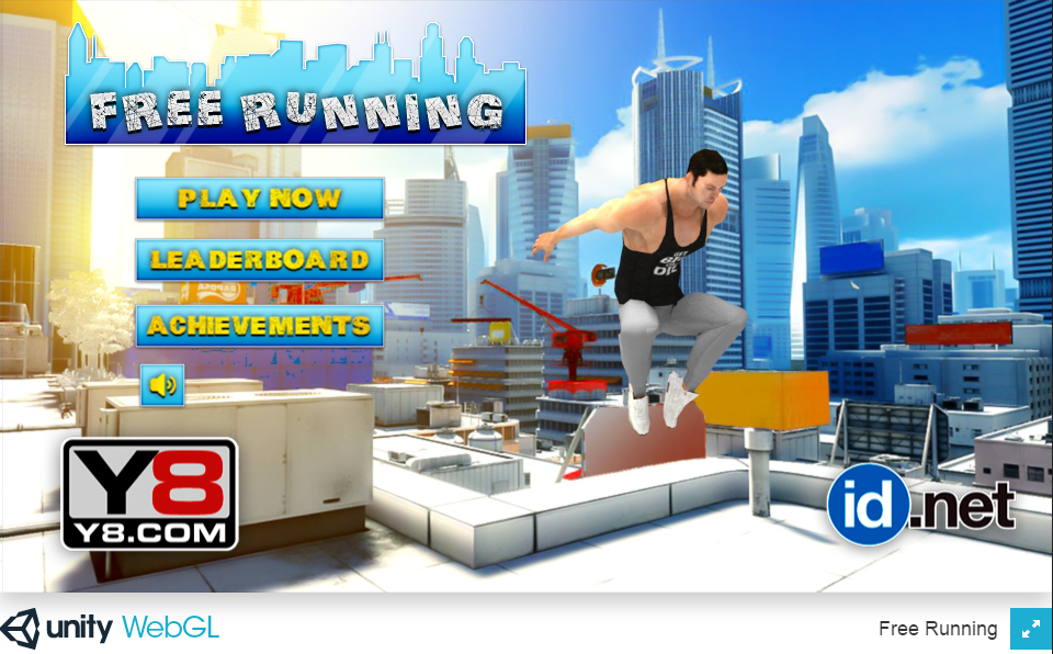 Free Running 3 Hacked Unblocked Games 500