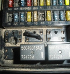 the above picture is a pin out of the relay as you see it in the fuse box keeps things simple sort of a visual of how the power runs through them  [ 1024 x 768 Pixel ]