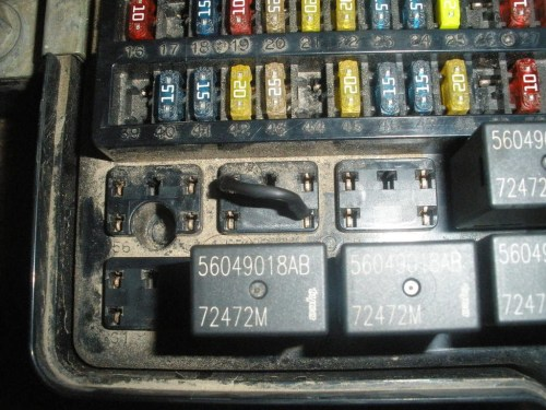 small resolution of the above picture is a pin out of the relay as you see it in the fuse box keeps things simple sort of a visual of how the power runs through them