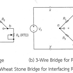 Rtd Pt100 2 Wire Wiring Diagram John Deere Lt160 Labiv Op Amp Signal Conditioning Circuit For 3