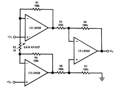 lab IV :Opamp Signal-Conditioning Circuit for 3-Wire RTD