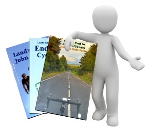 Lands End to John O'Groats Route Guide Books