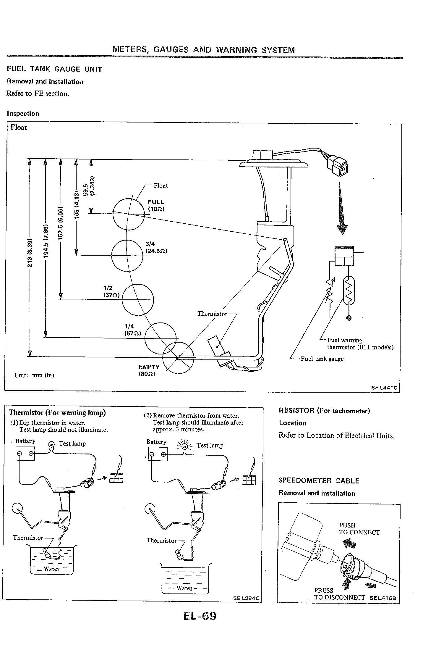 Trim Gauge Wiring Diagram