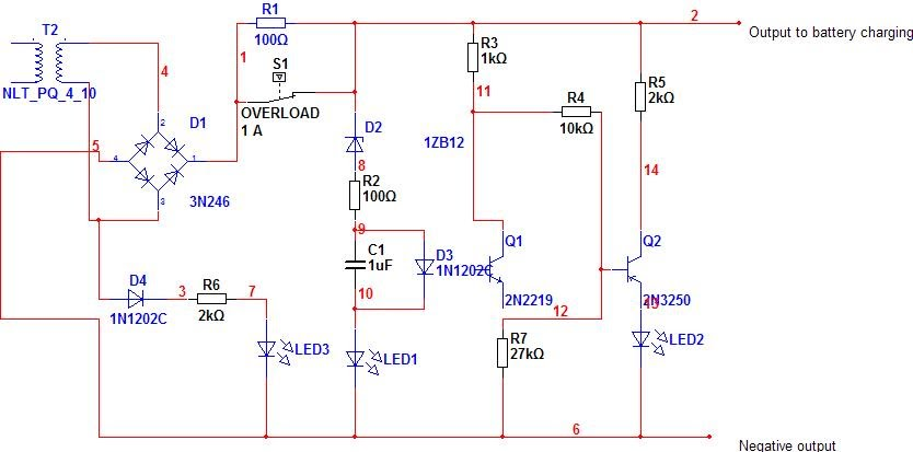 bosch 24v alternator wiring diagram root cause analysis fishbone example bc004 charger schematic - trusted diagrams