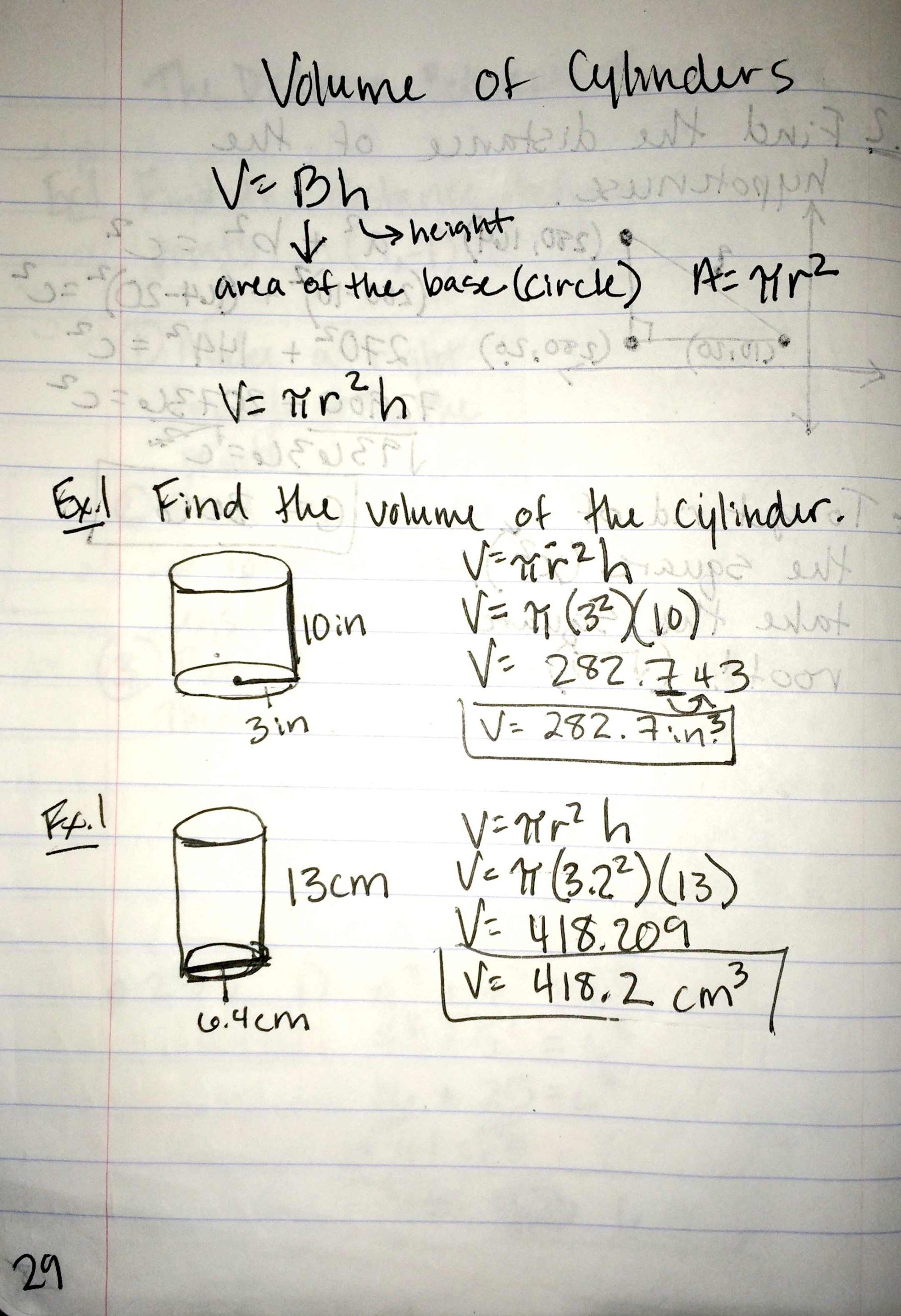 hight resolution of Unit 7: Volume and Surface Area - Miss Jones 8th Grade Math