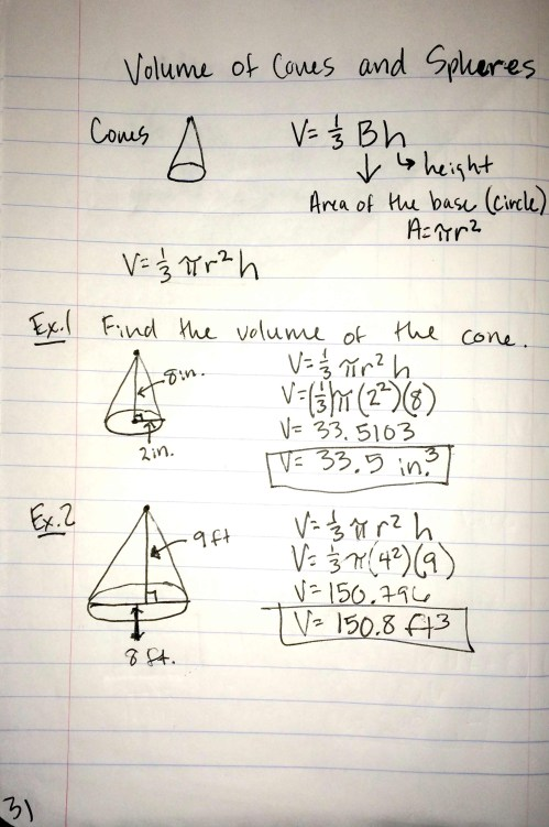 small resolution of Unit 7: Volume and Surface Area - Miss Jones 8th Grade Math