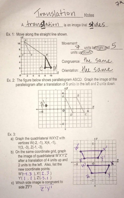 small resolution of Geometry Worksheets Grade 6   Printable Worksheets and Activities for  Teachers