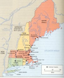 The New England Colonies Ms Ward s 13 Colonies