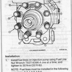 351 Windsor Wiring Diagram Volt Speakers Firing Order 1979 Great Installation Of Diagrams Oldforddiesels Cleveland Ford
