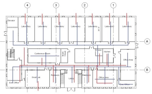 small resolution of hvac single line diagram