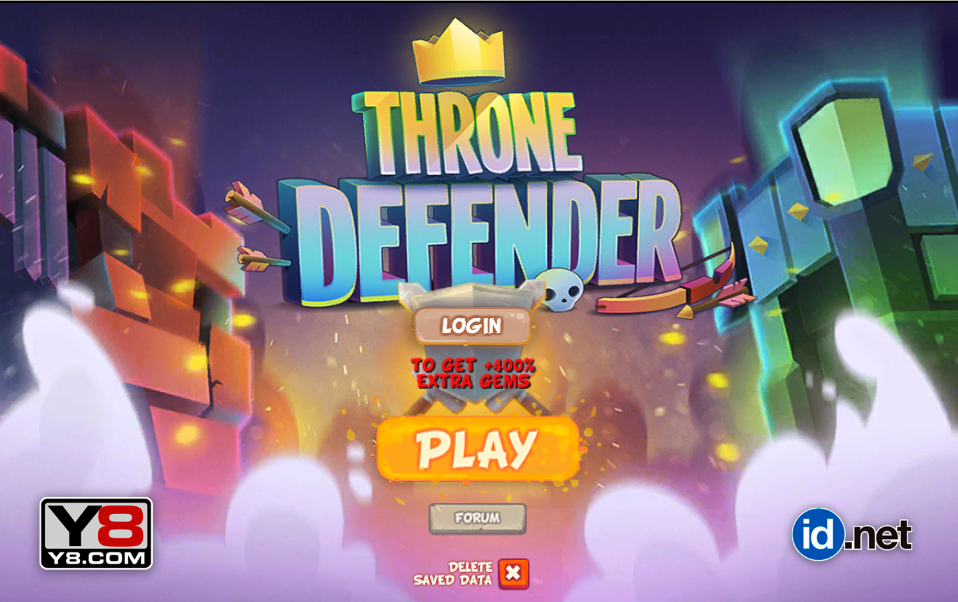Throne Defender Hacked Unblocked Games 500