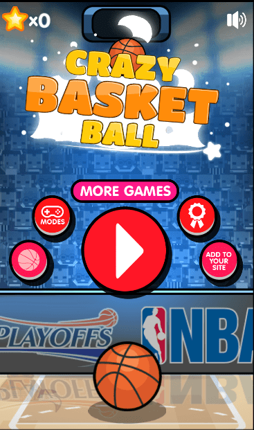 Crazy Basketball Hacked Unblocked Games 500