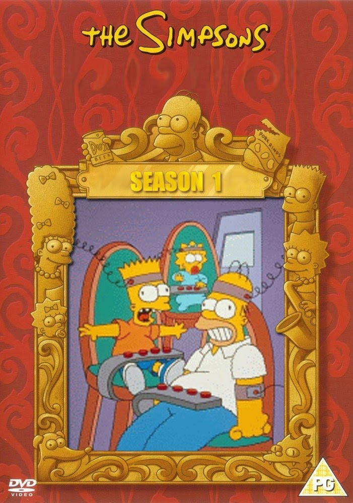 Todas las temporadas de los simpsons mediafire for Todas las descargas
