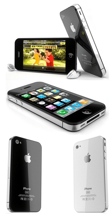 iphone 4g hd