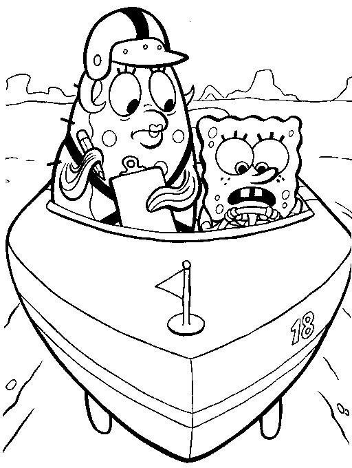spongebobscoloringpages