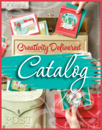 Stampin Up Holiday Catalog - Creativity Delivered
