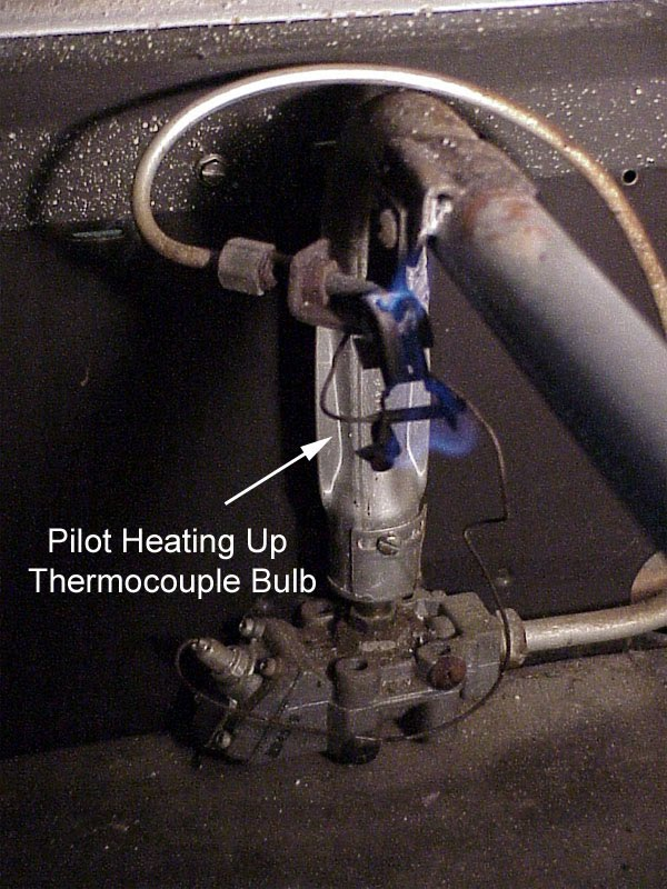Image Result For How To Turn On The Pilot Light On Water Heater
