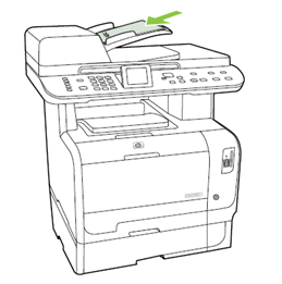 How to Scan a Document using a Multifunction Printer