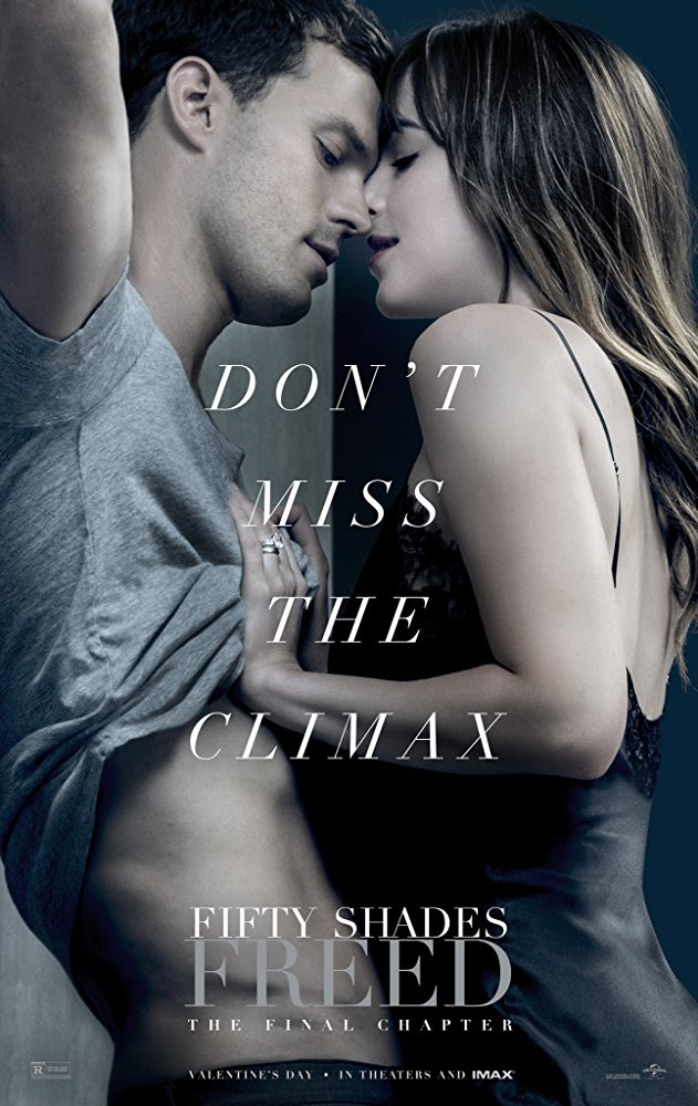 Download Fifty Shades Freed (2018) UNRATED Dual Audio