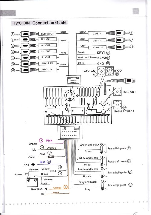 small resolution of es856c page6 how to get great radio reception with aftermarket headunit 2005 toyota rav4